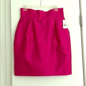 Gorgeous bright pink Kate Spade skirt